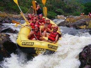 Apuama rafting - Faça sol ou faça chuva - Faça Rafting!